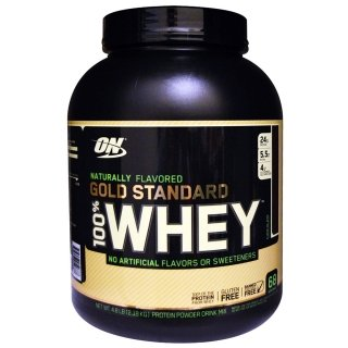 Протеин ON Naturally Gold Standard 100% Whey 2,18кг