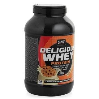 Протеин QNT Delicious Whey Protein 1кг