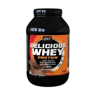 Протеин QNT Delicious Whey Protein 908гр