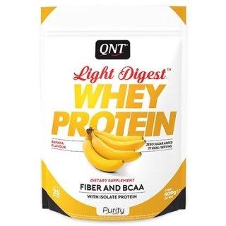 Протеин QNT Light Digest Whey Protein 500гр