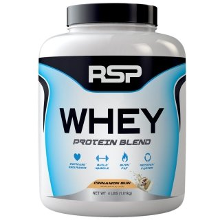 Протеин RSP WHEY PROTEIN BLEND 1,81кг