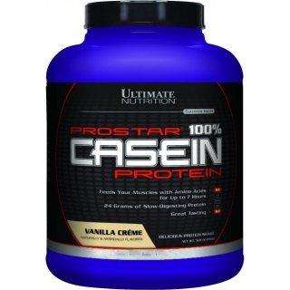 Протеин UltN PROSTAR 100% Casein PROTEIN 2,27кг
