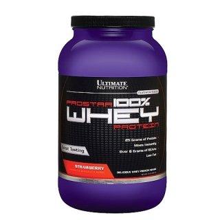 Протеин UltN PROSTAR Whey PROTEIN 907гр
