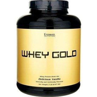 Протеин UltN Whey Gold 2,27кг