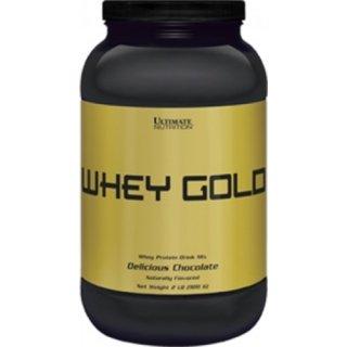 Протеин UltN Whey Gold 908гр