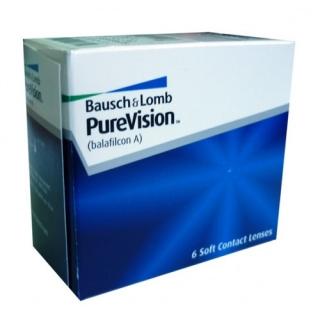 Контактные линзы PURE VISION (Сняты с пр-ва)