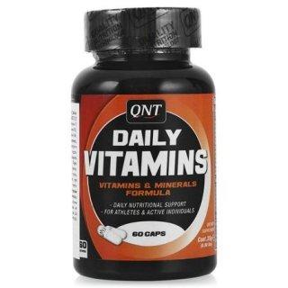 QNT Daily Vitamins 60 капсул