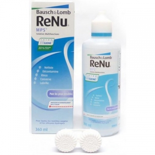 Раствор для линз RENU MPS 360 ml