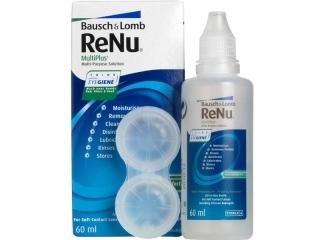 Раствор для линз RENU MULTIPLUS 60 ml