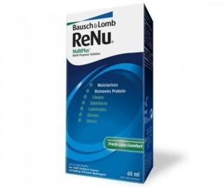 Раствор для линз RENU MULTIPLUS 60мл