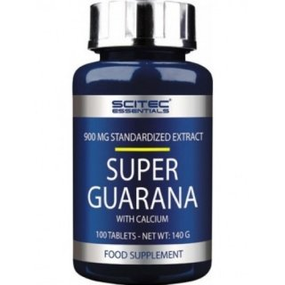 SN Super Guarana 100 таблеток