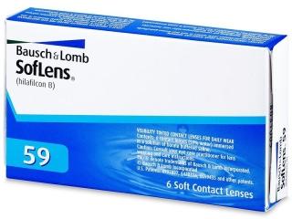Контактные линзы SOFLENS 59 (6шт)