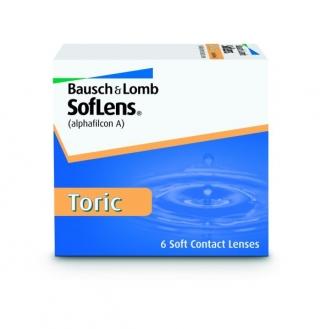 Контактные линзы SOFLENS 66 TORIC (6шт)