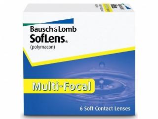 Контактные линзы SOFLENS MULTI-FOCAL