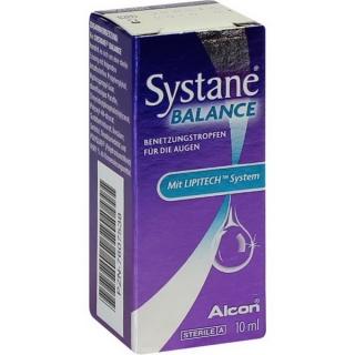 Увлажняющие капли SYSTANE BALANCE 3 ml