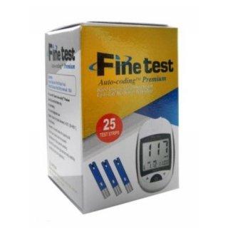 Тест-полоски Finetest (Файнтест) Premium - 25 шт