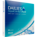 Контактные линзы FOCUS DAILIES AQUA COMFORT PLUS (90 бл/уп)