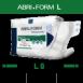 Подгузники для взрослых ABRI-FORM L0 2000мл, 100-150см, 26шт