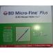 Шприц инсулиновый BD Micro-Fine+ U40 1,0мл 30G*8мм 100шт
