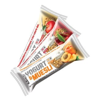 Углеводный батончик BT Yogurt and Muesli Bar 30гр
