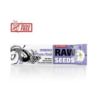 Углеводный батончик NUTREND Raw Seeds