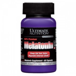 UltN Melatonin 60 капсул