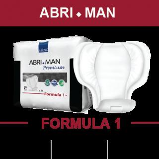 Урологические прокладки для мужчин Abri-Man Premium Formula-1 450мл, 23x29см, 14шт