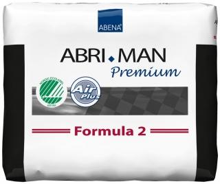 Урологические прокладки для мужчин Abri-Man Premium Formula-2 700мл, 23x29см, 14шт