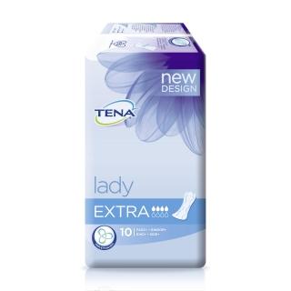 Урологические прокладки для женщин TENA Lady Extra, короб