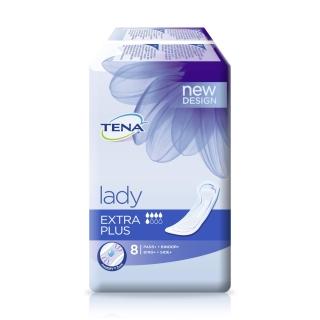 Урологические прокладки для женщин TENA Lady Extra Plus InstaDry, короб