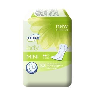Урологические прокладки для женщин TENA Lady Mini, короб