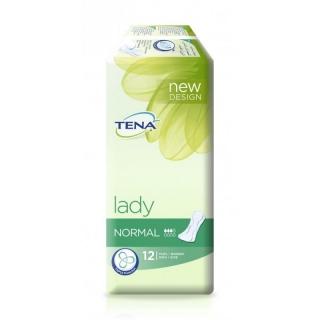 Урологические прокладки для женщин TENA Lady Normal, короб
