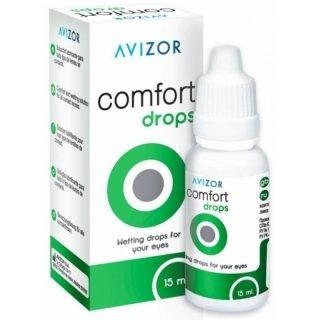 Увлажняющие капли Avizor Comfort Drops 15мл