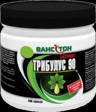 Ванситон ТРИБУЛУС 90 100 капсул