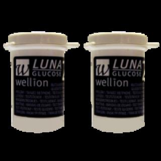 Тест-полоски Wellion (Веллион) Luna №50