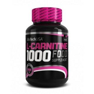 Жиросжигатель BT L-CARNITINE 1000 MG 30 таблеток