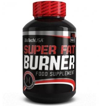 Жиросжигатель BT Super Fat Burner 120 таблеток