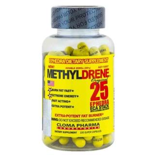 Жиросжигатель CPh Methyldrene 100 капсул