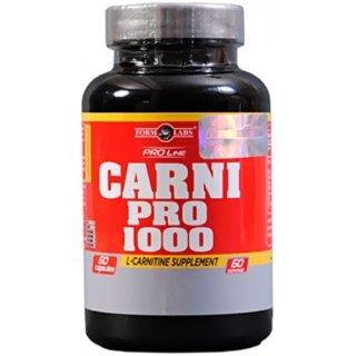 Жиросжигатель FL CarniPro 1000mg 60 капсул