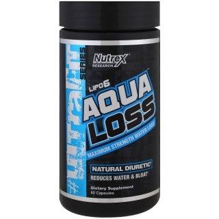 Жиросжигатель NR Aqua Loss 80 капсул