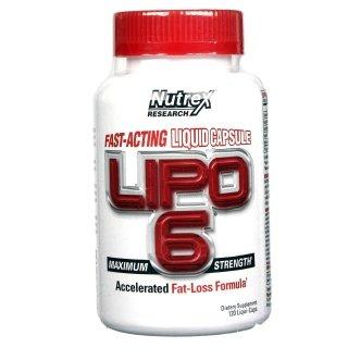 Жиросжигатель NR Lipo-6 60 капсул