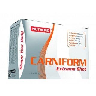 Жиросжигатель NUTREND Carniform Shot 10x60мл