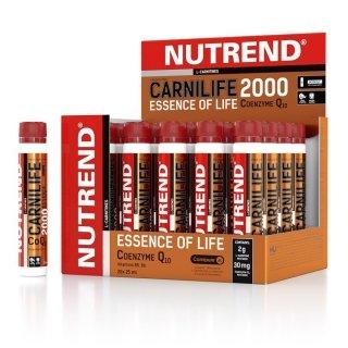 Жиросжигатель NUTREND Carnilife 2000 20x25мл