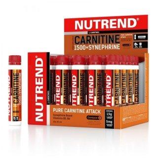 Жиросжигатель NUTREND Carnitine 1500 + Synephrine 20x25мл