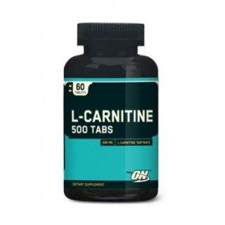 Жиросжигатель ON L-carnitine 500 60 таблеток