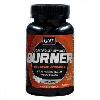 Жиросжигатель QNT Burner 90 капсул