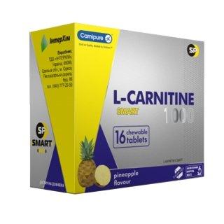 Жиросжигатель Smart Pit Л-Карнитин 1000 16 таблеток