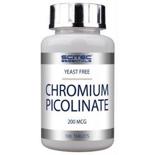 Жиросжигатель SN Chromium Picolinate 100 таблеток