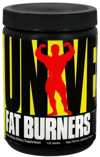 Жиросжигатель UN FAT BURNERS 110 таблеток